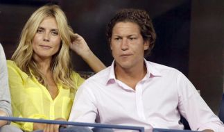 Bei Heidi Klum und ihrem 13 Jahre jüngeren Freund Vito Schnabel soll - mal wieder - der Haussegen schief hängen. (Foto)