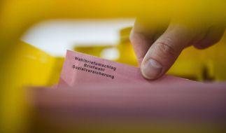 Die Wahlunterlagen zur Bundestagswahl 2017 können seit Sonntag, 13. August, beantragt werden. (Foto)