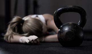 Eine 25-jährige Sportlerin starb an einer Überdosis Eiweiß. (Foto)