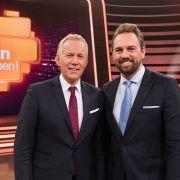 50 Jahren Farbfernsehen: Gätjen und Kerner zeigen die besten Highlights (Foto)