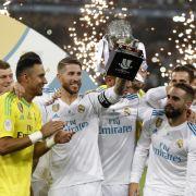 Toni Kroos triumphiert! Real gewinnt ohne Ronaldo den Supercup (Foto)