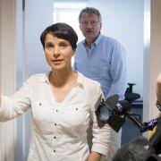 Aufhebung ihrer Immunität - AfD-Chefin Petry begrüßt Antrag (Foto)