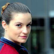"""Schauspielerin Ina Paule Klink wirkte 2012 im ZDF-Krimi """"Wilsberg"""" mit. (Foto)"""