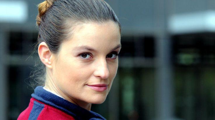 Schauspielerin Ina Paule Klink wirkte 2012 im ZDF-Krimi