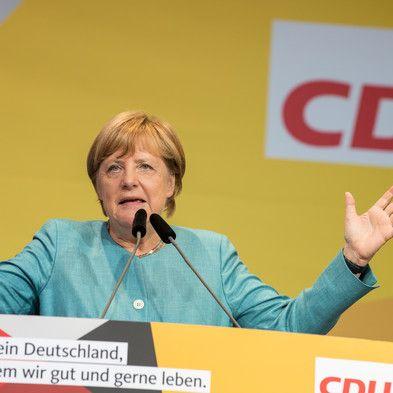 Wofür setzt sich die CDU im Wahlkampf ein? (Foto)