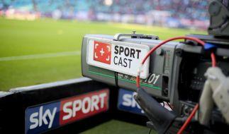 Alle Spiele der 2. Bundesliga sehen Sie exklusiv bei Sky. (Foto)