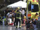 Terror-Anschlag in Barcelona