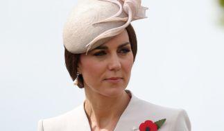 Kate Middleton dürfte über die Enthüllungen über ihren Ehemann Prinz William alles andere als erfreut sein. (Foto)