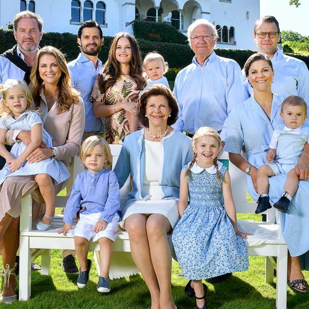 Nächster Todesfall! Schweden-Royals in tiefer Trauer (Foto)