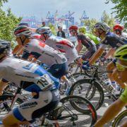 Deutsche Sprinter gehen in Hamburg leer aus - Italiener Viviani gewinnt (Foto)