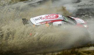 Die WRC-Rallye-Weltmeisterschaft findet 2017 in Deutschland statt. (Foto)