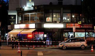 In einem Bistro in Wuppertal ist es schon wieder zu einer Messerstecherei gekommen. Das 53-jährige Opfer wurde bei der Attacke lebensgefährlich verletzt. (Foto)