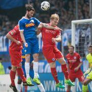 Arminia Bielefeld nach 2:0-Sieg seit acht Jahren wieder Tabellenspitze (Foto)