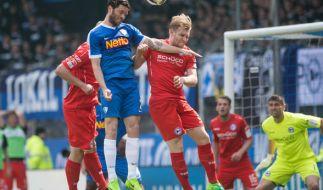 Arminia Bielefeld und der VfL Bochum treffen am 21.08.2017 in der 2. Bundesliga aufeinander. (Foto)