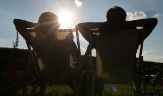 Der Sommer schaut Mitte der Woche mal wieder vorbei. (Foto)