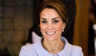Was machte Herzogin Kate im Krankenhaus? (Foto)