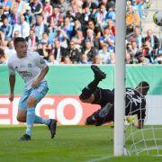 Die Highlights von Chemnitzer FC gegen FC Hansa Rostock (Foto)