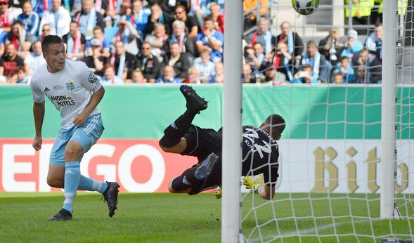 CFC vs. Mannheim im TV