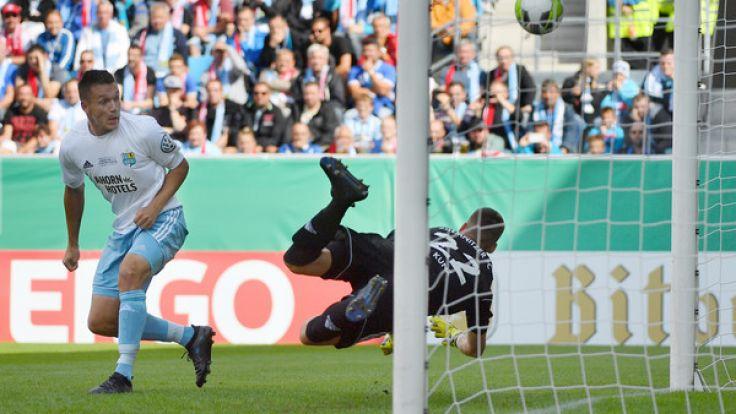 Heimspiel Chemnitzer FC : Die aktuellen Spielergebnisse der 3. Liga bei news.de. (Foto)