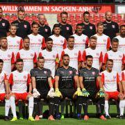 Blamage für die Gastgeber! Köln siegt bei Halle mit 0:3 (Foto)