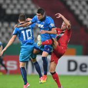Das hatte sich Karlsruhe anders vorgestellt: 2:4 gegen HSV (Foto)