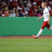 Die besten Szenen aus SC Fortuna Köln gegen SpVgg Unterhaching (Foto)