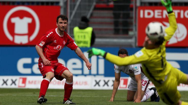 Ergebnis Kickers WГјrzburg