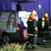 Autos von Bundestagsabgeordneter Michelle Müntefering abgefackelt (Foto)