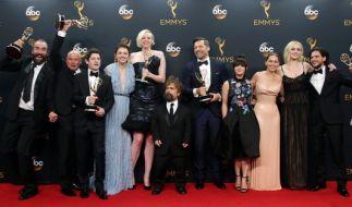 """Die """"Game of Thrones""""-Stars bei den Emmys 2016. (Foto)"""