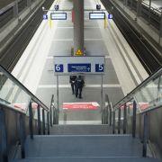 Immer mehr Verbrechen! Unsere Bahnhöfe werden gefährlicher (Foto)