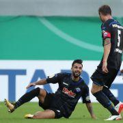 2:4! Paderborn geht gegen Wolfsburg im eigenen Stadion unter (Foto)