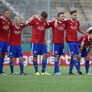 Die Highlights von SpVgg Unterhaching vs. 1. FC Kaiserslautern (Foto)