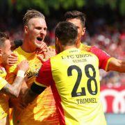 Die Höhepunkte von 1. FC Union Berlin gegen SSV Jahn Regensburg (Foto)