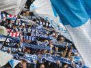 TV-Übertragung von Bochum vs. Union