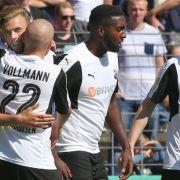 Heimspiel! SV Sandhausen empfängt am 33. Spieltag 1. FC Nürnberg (Foto)