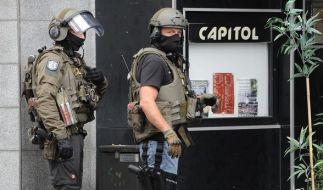 Bei einer Messerstecherei in Wuppertal wurde ein Mann getötet. (Foto)