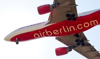 Air Berlin musste Insolvenz anmelden. (Foto)