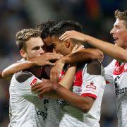 Das hatte sich St. Pauli anders vorgestellt: 0:4 gegen HSV (Foto)