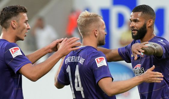 FC Erzgebirge vs. Kiel im TV