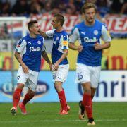 Die Highlights von Holstein Kiel gegen Hamburger SV (Foto)
