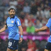 Erfolg für Bayer Leverkusen mit 3:1! Hertha kann nicht gewinnen (Foto)
