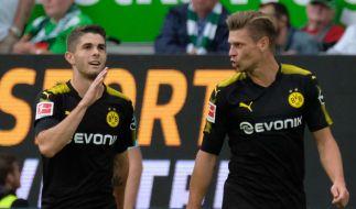 Heimspiel Borussia Dortmund: Die aktuellen Spielergebnisse der 1. Fußball-Bundesliga bei news.de. (Foto)