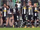 Gladbach vs. Werder Bremen