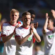Das hatte sich Augsburg anders vorgestellt: 0:4 gegen Hoffenheim (Foto)