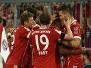 FC Bayern vs. Hannover im TV