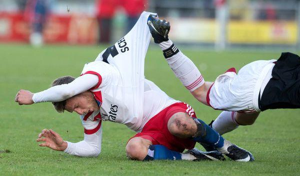 HSV vs. Bochum im TV