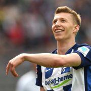 Das hatte sich Hertha Berlin anders vorgestellt: 2:4 gegen Gladbach (Foto)