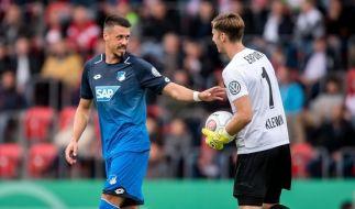 Heimspiel TSG 1899 Hoffenheim: Die aktuellen Spielergebnisse der 1. Fußball-Bundesliga bei news.de. (Foto)