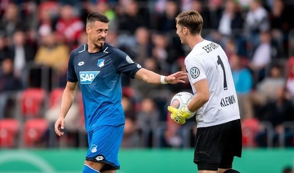 Hoffenheim vs. Hannover im TV
