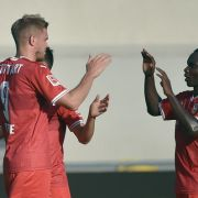 Kiel verbucht Auswärtssieg bei VfB mit 0:1 (Foto)